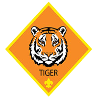 cub scouts tiger badge